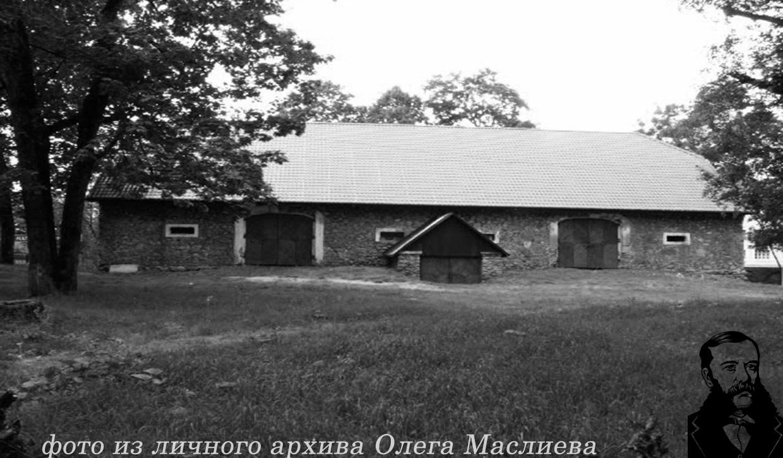 Амбар в Станьково,1897 год