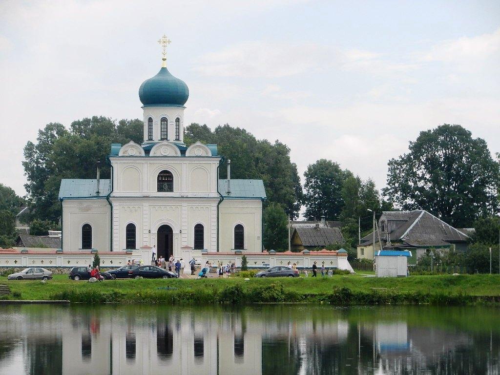 Автор фото: Елена Борецкая. Усадьба Станьково.