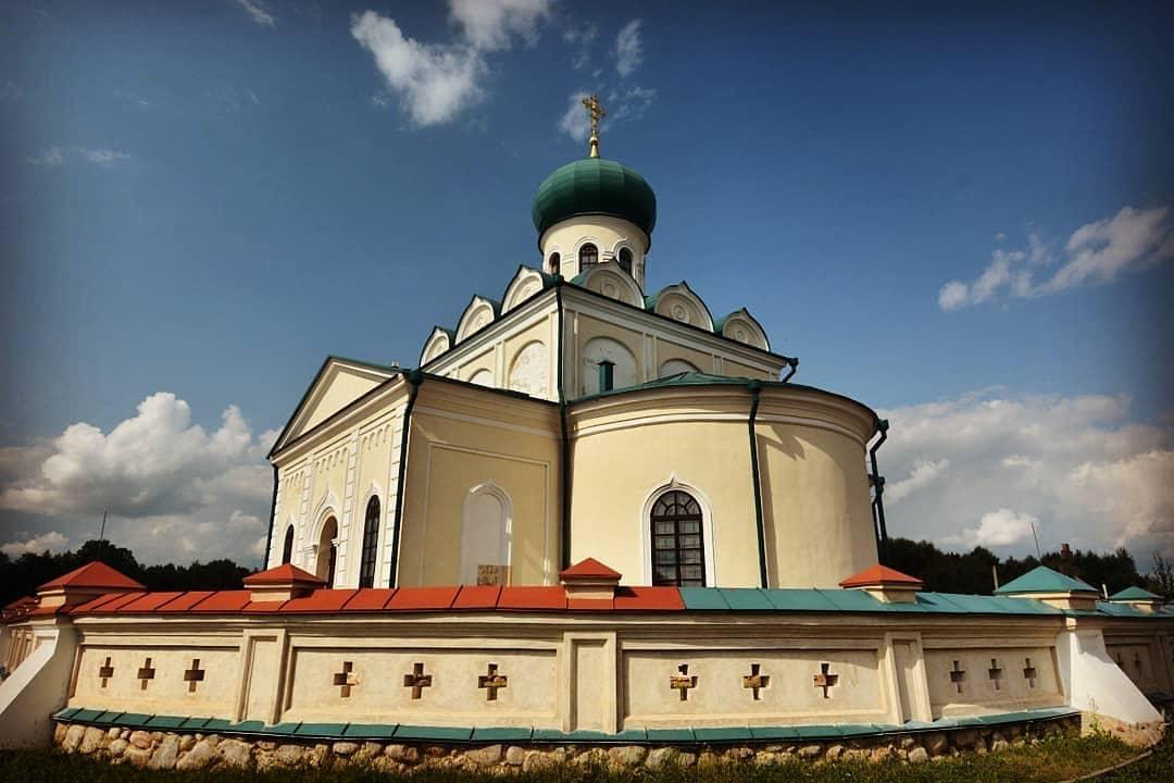 Автор фото: Andrei Pashkevich. Усадьба Станьково.