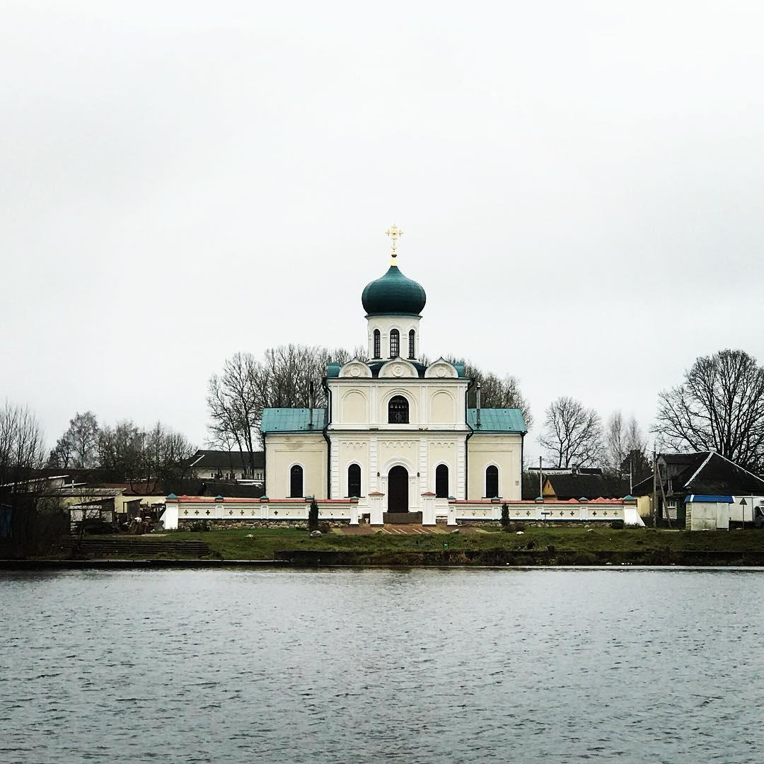 Автор фото: Алексей Гурский. Усадьба Станьково.