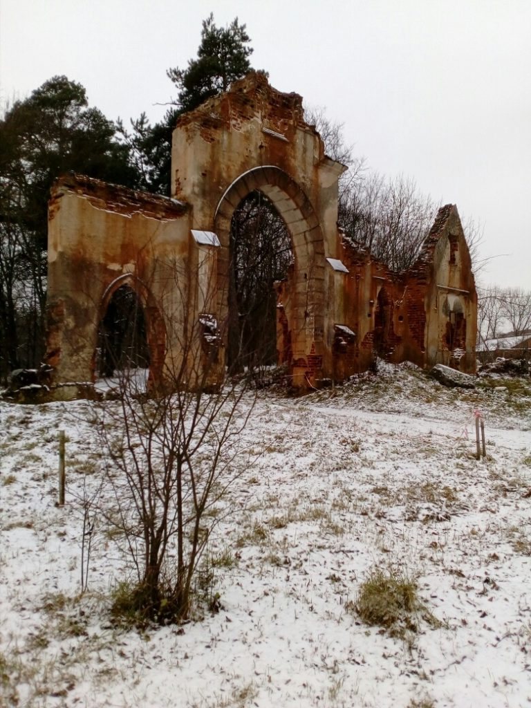 Автор фото: Николай Погребняк. Усадьба Станьково