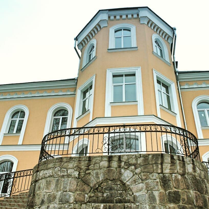 Автор фото: Olga Lipskaya. Усадьба Прилуки