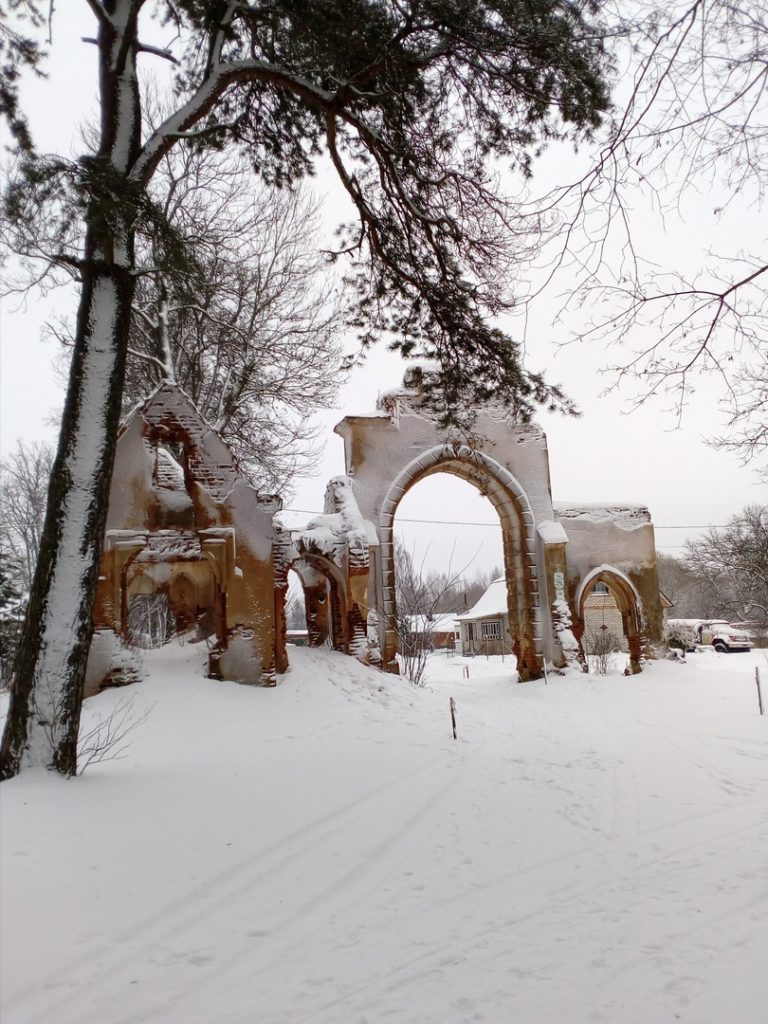 Автор фото: Николай Погребняк. Усадьба Станьково width=