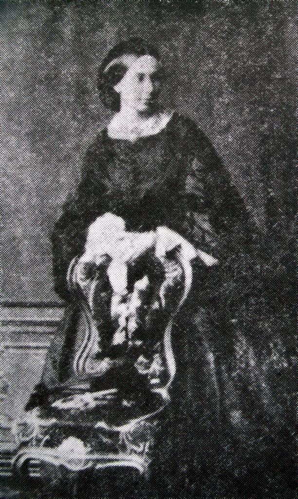 Елизавета-Каролина-Анна, баронесса фон Мейендорф, жена Эмерика Гуттен-Чапского
