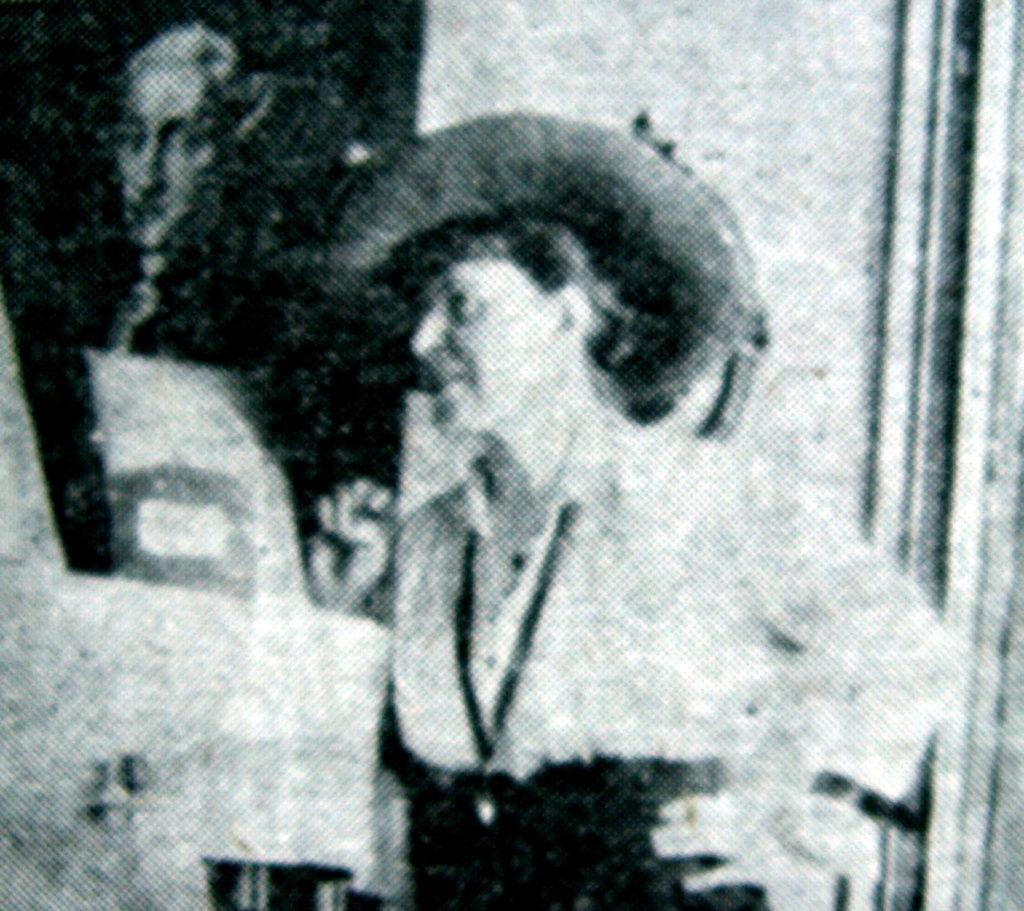Леопольдина-Мария-Франциска, графиня Пусловская, жена Кароля-Яна-Александра фон Гуттен-Чапского