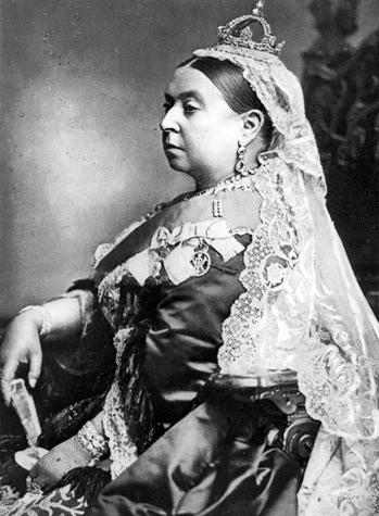 Королева Виктория I Александрина (1819-1901 гг.) Английская