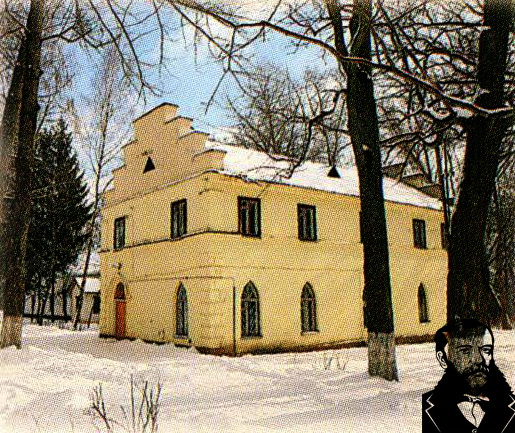 Жилой дом в Станьково. Фото из книги.