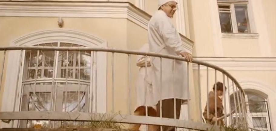 Прилукский дворец в военном телесериале «Покушение»