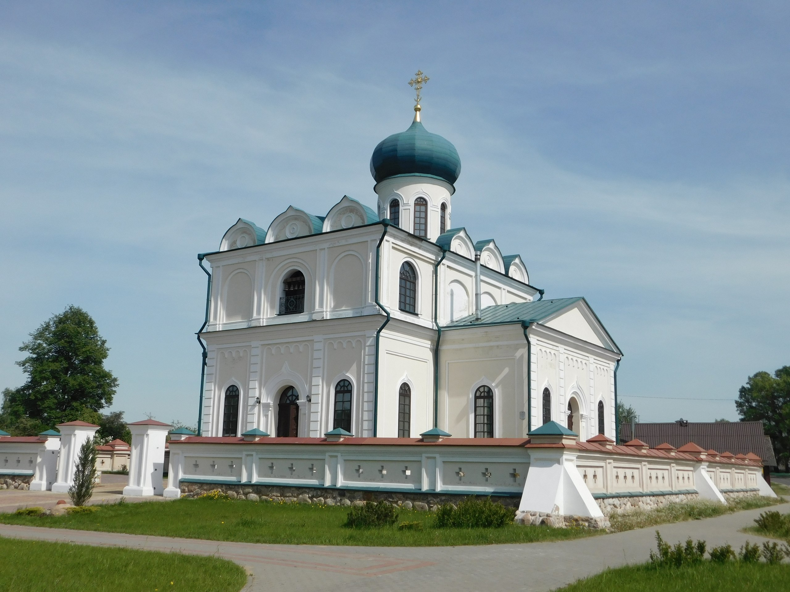 Автор фото: Андрей Иванович.Усадьба Станьково
