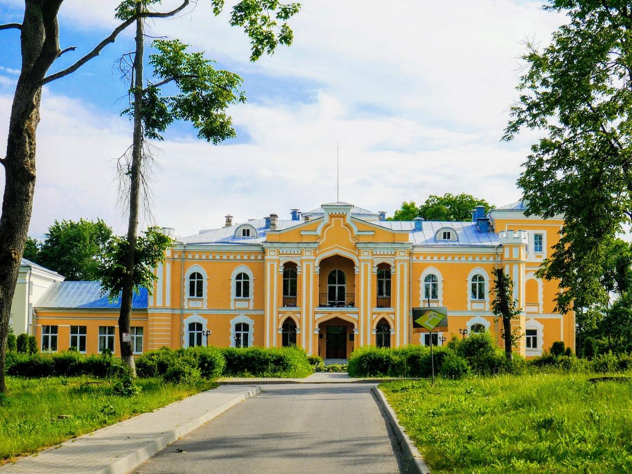 Автор фото: Андрей Кушнеров. Усадьба Прилуки.