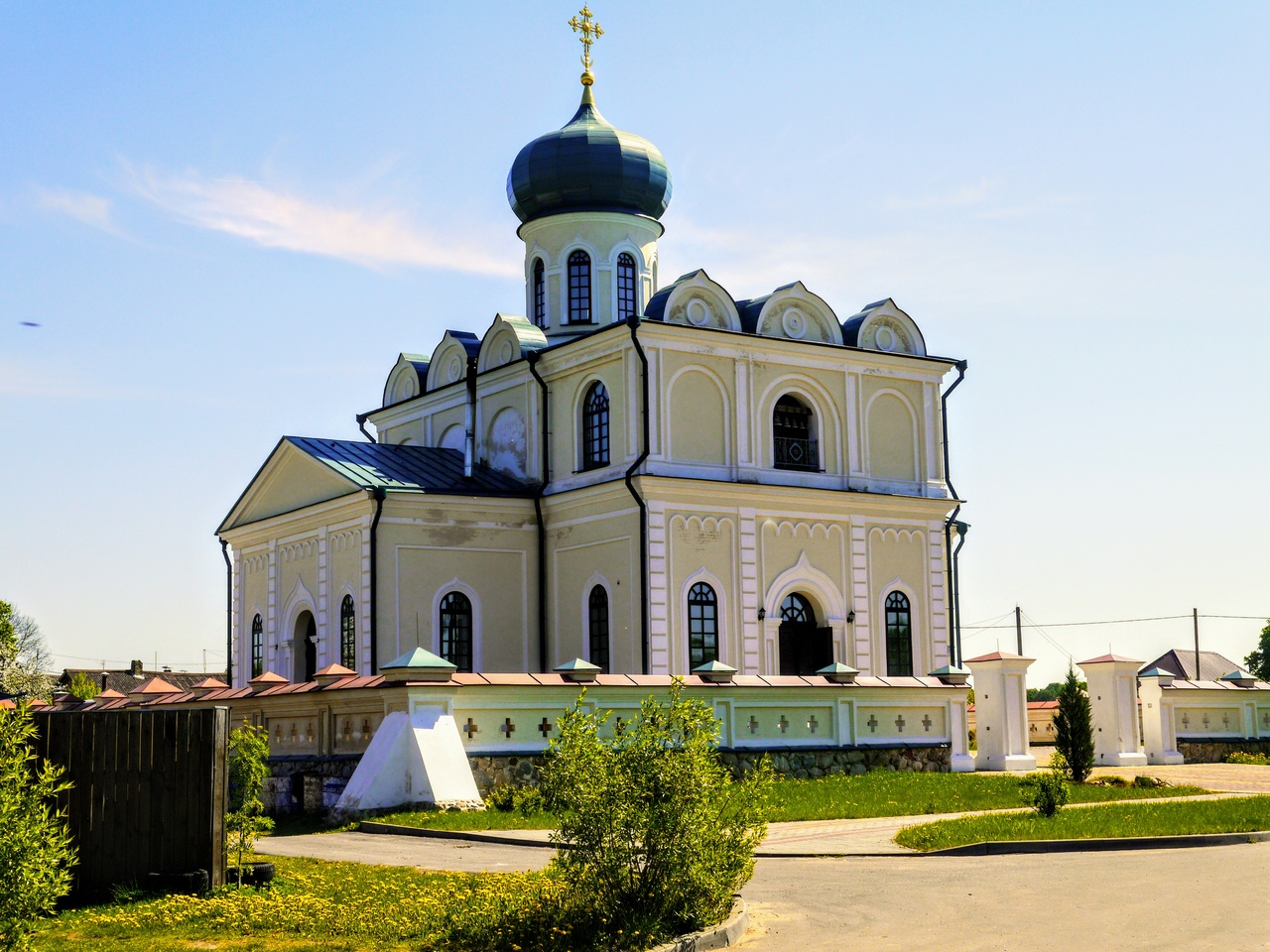Автор фото: Андрей Кушнеров. Усадьба Станьково.