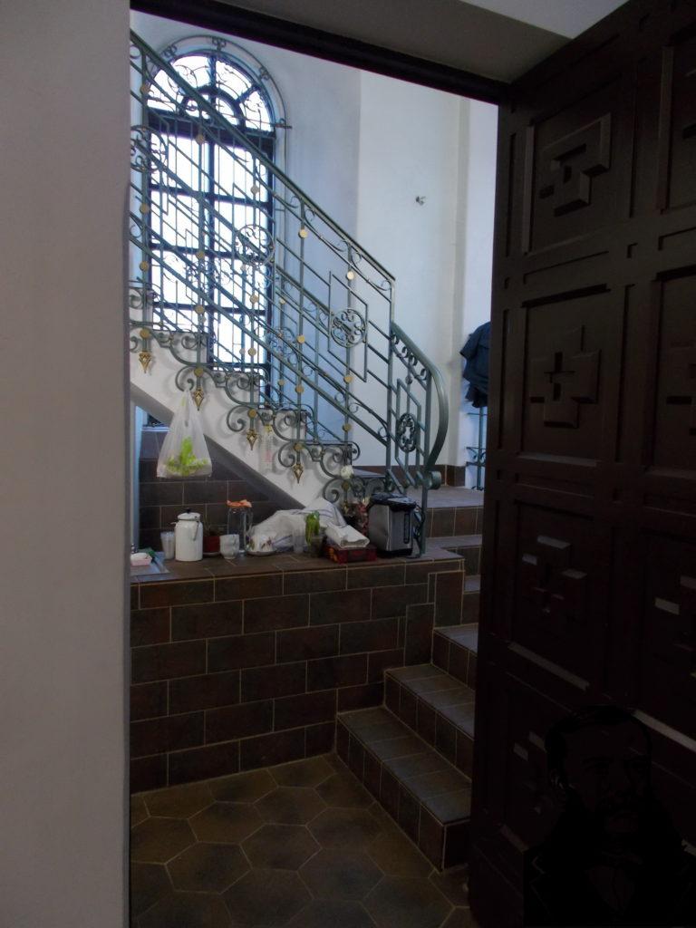 Автор фото: О.И.Маслиев. 13.12.2018. Фото храма внутри.