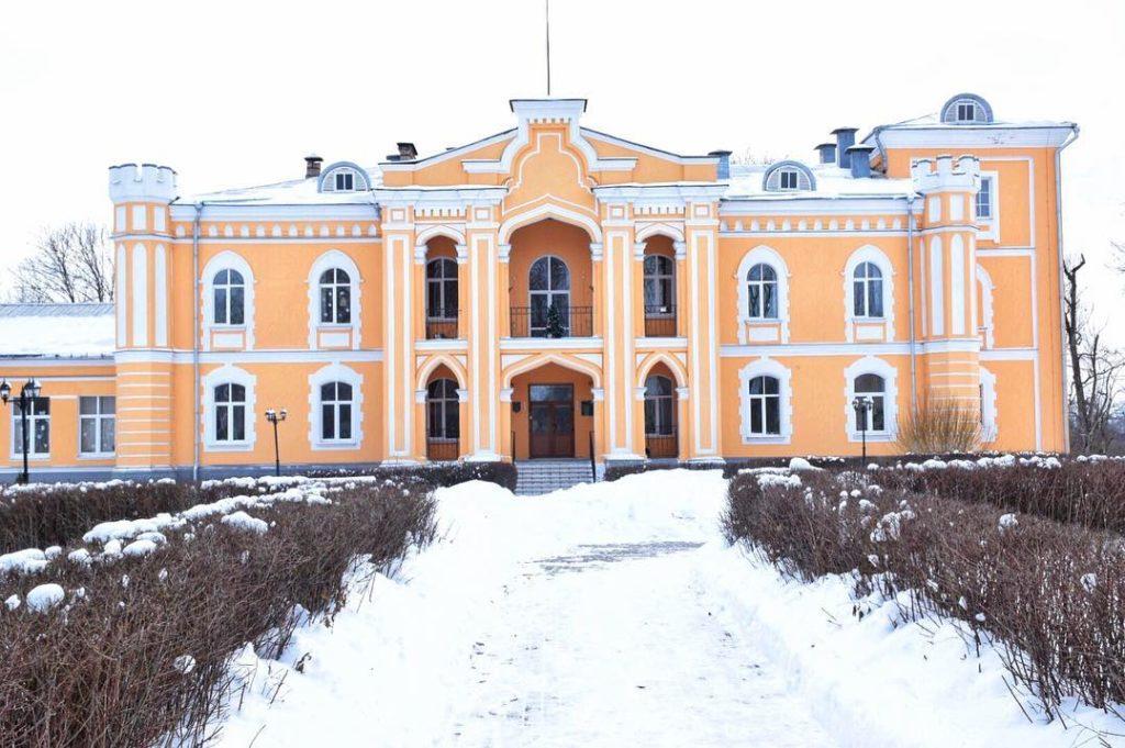 Автор фото: irinanechiparenka. Усадьба Прилуки