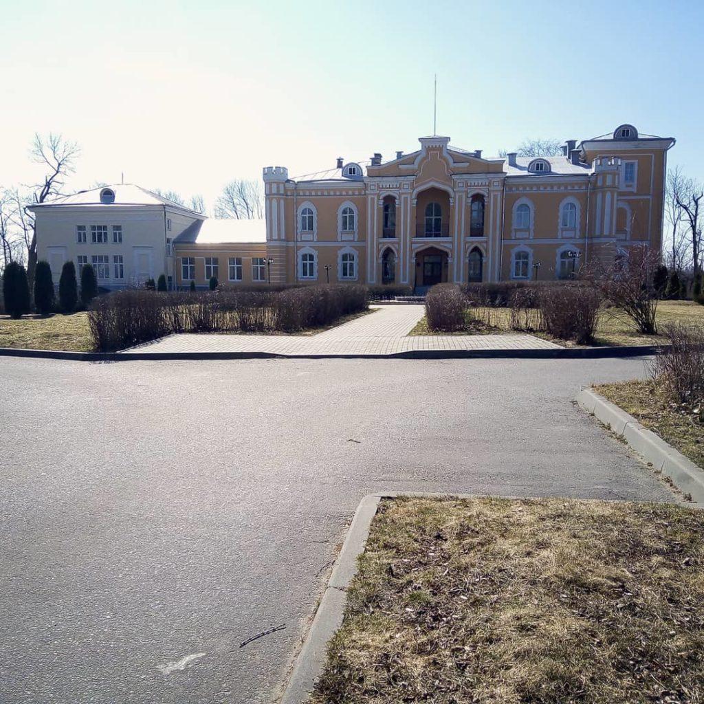 Автор фото: Александра Ситникова. Усадьба Прилуки