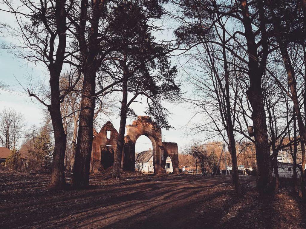 Автор фото: svetlanaandreykovec. Усадьба Станьково