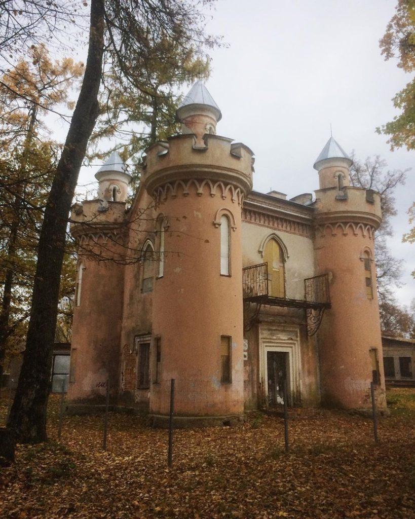 Автор фото: lenaminskaya. Усадьба Станьково.