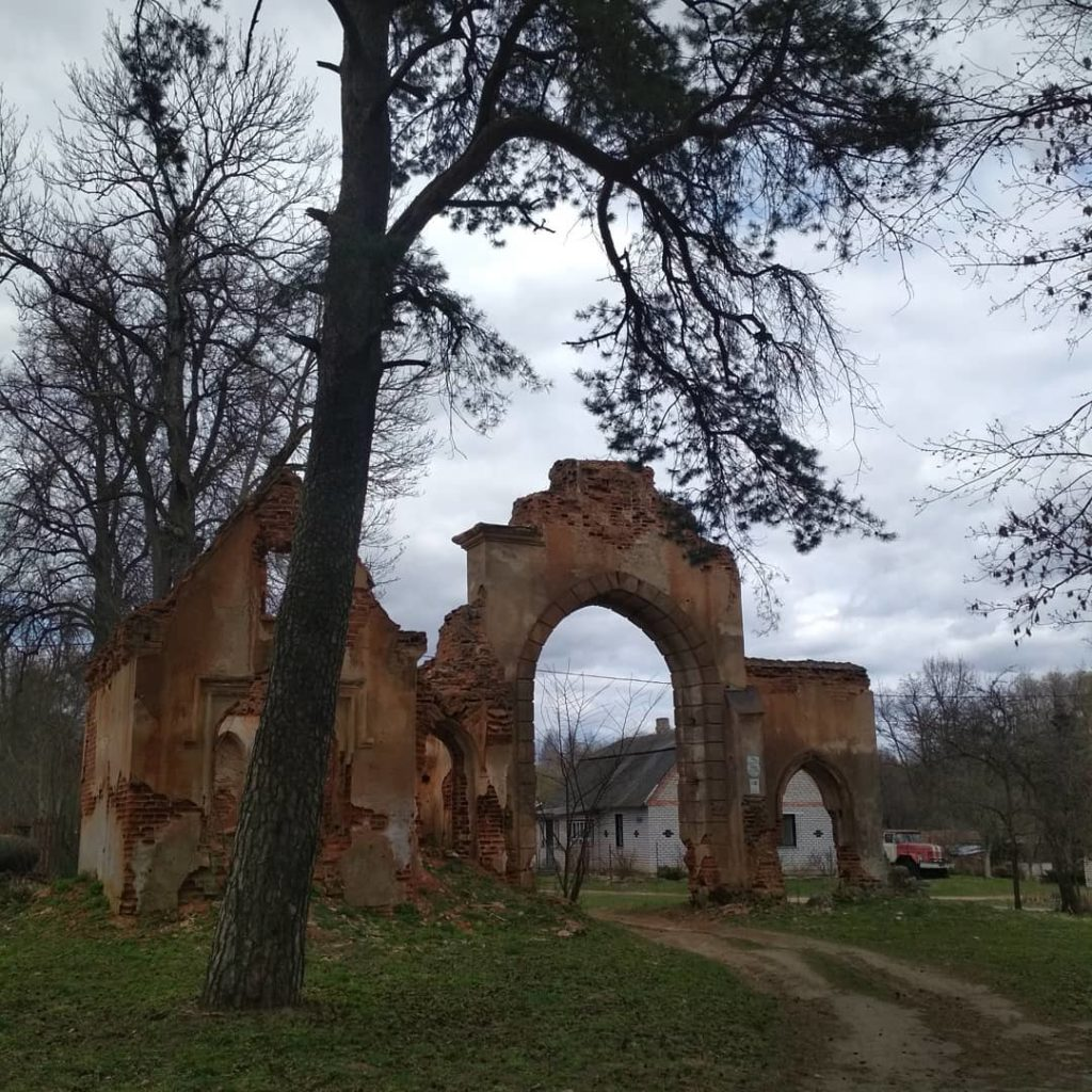 Автор фото: uladzimirbat. Усадьба Станьково