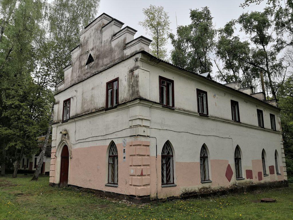 Автор фото: Ольга Дударева. Усадьба Станьково.