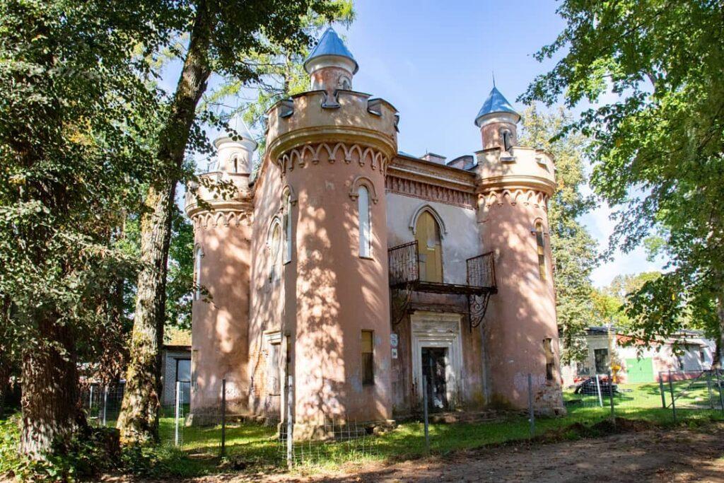 Автор фото: Яна Головко. Усадьба Станьково.