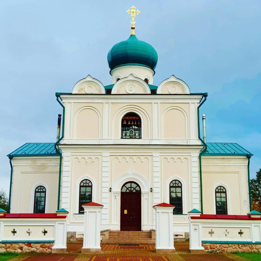 Автор фото: Жилко Виталий. Усадьба Станьково.
